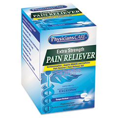 C-PHYSICIANSCARE X STR PAIN RELIEVER 2PK WHI 50