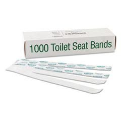 1.5X16 TOILET SEAT BAND WHI KFT PPR BLU/YEL 1M