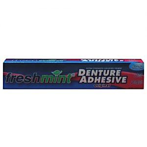 2 oz Freshmint Denture Adhesive  (72/pack)