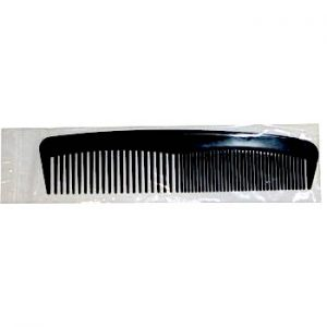 5″ Black Comb (individually polybagged) (1440/cs)