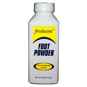 4 oz Foot Powder $0.96 each (49/cs)