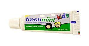 .85 oz Kid's Fluoride Free Toothpaste (144/cs )