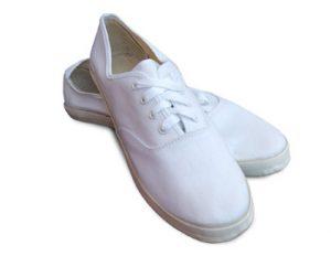 Canvas Deck Shoes | Lace Up