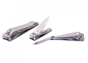 Toenail Clipper with File 6/bx
