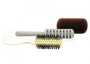 Hairbrush, Block Style, Black