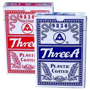 Deck of Playing Cards $0.60 ea (288/cs)