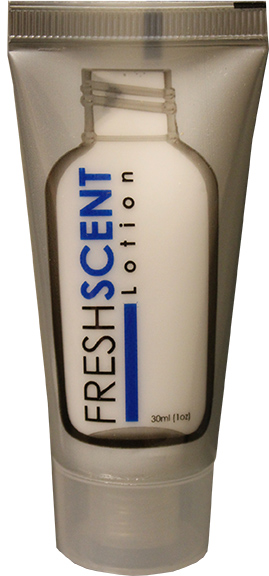 Freshscent Lotion Tube, 1 oz Travel Amenity (288 cs)