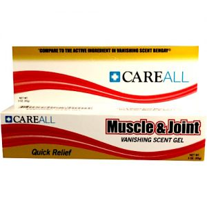 3oz Muscle & Joint Gel