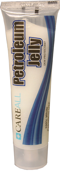 Clear Tube of Petroleum Jelly 2 oz. $0.73 ea (144/cs)
