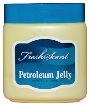 Tub of Petroleum Jelly 4 oz. $1.07 ea (72/cs)