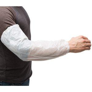 18″ Polyethylene Sleeve $0.03 each (1000/cs)