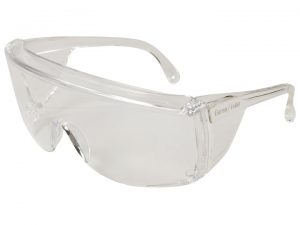 Visitor Specs, Clear Frame & Clear Lens