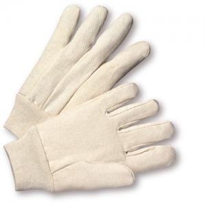 100% Cotton Canvas Clute Cut, Knit Wrist