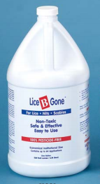 Lice Control Treatment, 1 gal