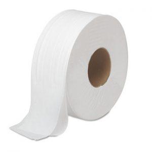 12″ 2PLY Jumbo Roll Tissue 2000′ (6)