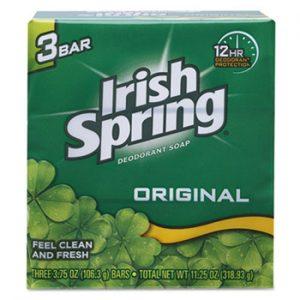 Irish Spring Bar Soap (18/pack)