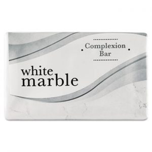 White Marble Guest Amenities Cleansing Soap 1.5 oz $0.18 each (500/cs)