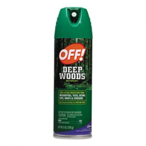 Deep Woods Aerosol Insect Repellent 6oz $7.65 ea (12/c