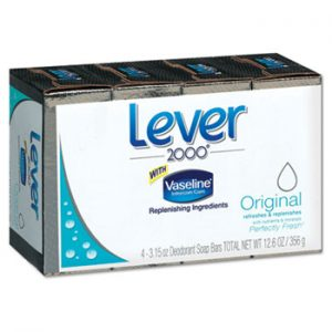 Lever 2000 Moisturizing Bar Soap (48/pack)