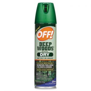 Deep Woods Aerosol Insect Repellent 40oz $43.88 ea (12/cs)