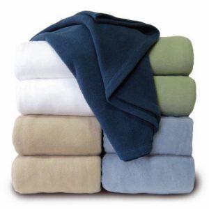 Fire Retardant Polyester Blankets