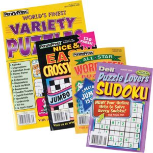 Word Puzzle Multi-Pack