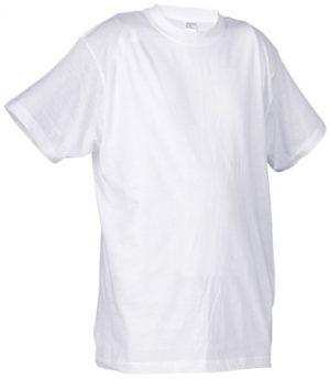 High-Quality White T-Shirts