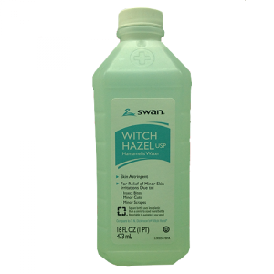 Witch Hazel USP, 16 oz SWAN