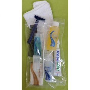 Deluxe Adult Hygiene Kit  FREE SHIPPING
