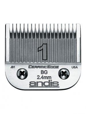 Andis BG Ceramic Edge Blade size 1