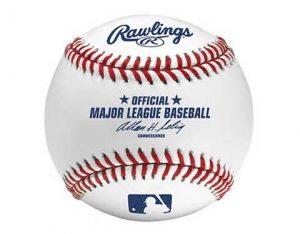 Baseball Rawling dozen