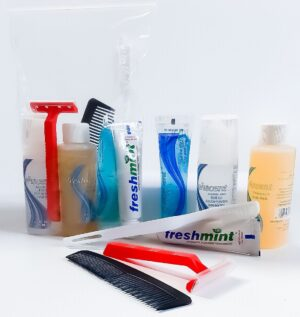 Standard Hygiene Supply Kit – FREE SHIPPING