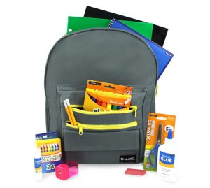 Primary Kit with backpack (7Kits/Cs)