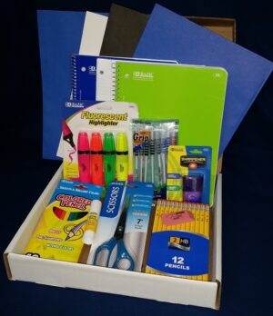 Jr. High/High School Kit  (12 kits/case)
