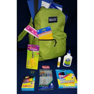 Elementary Kit with Backpack (8kits/cs)