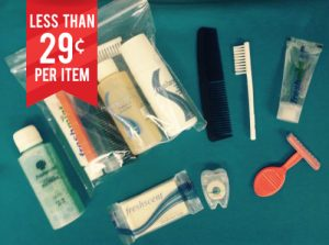 Build Your Own Hygiene Kit