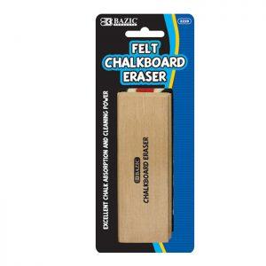 Felt Chalkboard Eraser (24/pack)