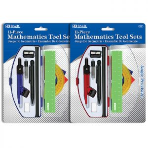 Student Math Tool Sets (24/pack)