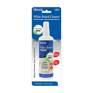 White Board Cleaner 4 oz.