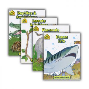 SCHOOL ZONE Science Book (48/pack)
