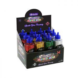 Classic Color Glitter Glue 4 Oz. (120 mL) (12/pack)