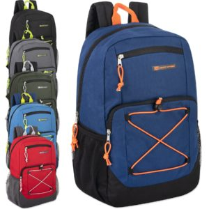 Wholesale Urban Sport 18 Inch Deluxe Bungee Backpack