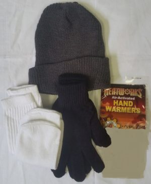Essential Warmth Gift Set