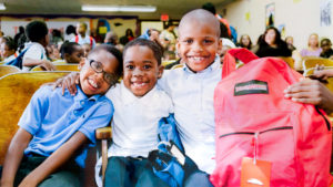 The Problem of Poverty in Schools: Helping Kids Get School Supplies