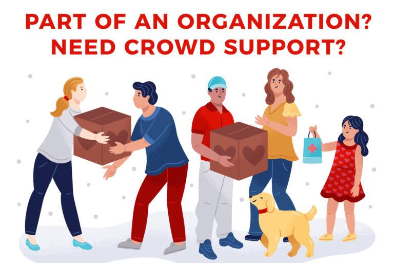 Crowd Fund your Organization with an Amazon Wishlist