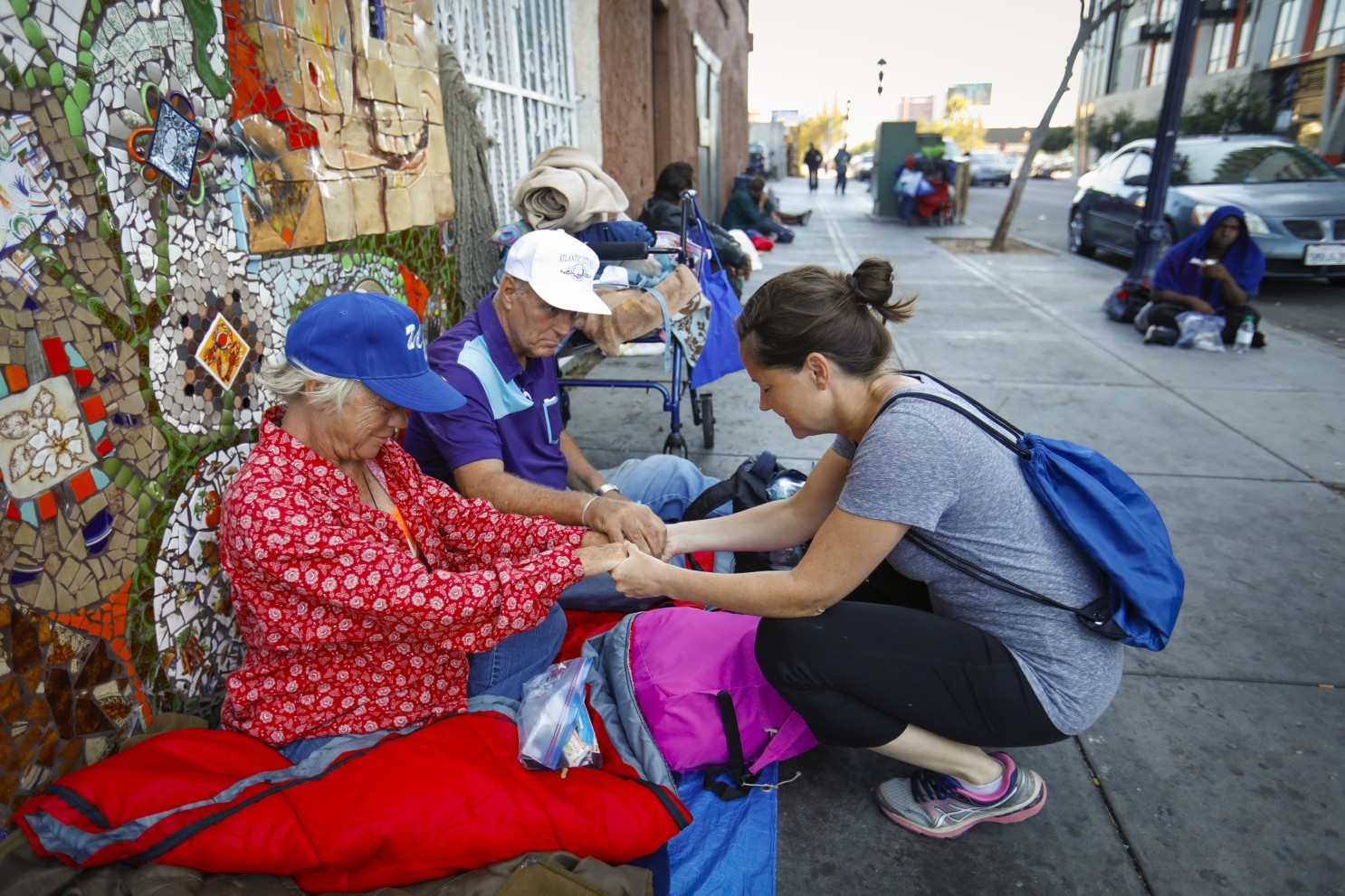 How Humble Churches Across the Nation Are Helping the Homeless