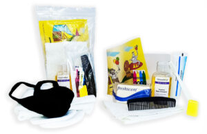 Children's Kit with Reusable Face Mask & Socks – Free Shipping