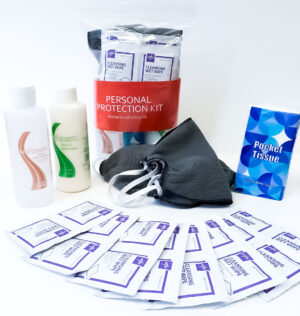 Personal Protection Kit with Face Mask